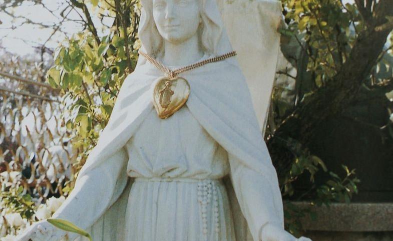 #MAI, LE MOIS DE #MARIE, #REINE DE NOS #FOYERS