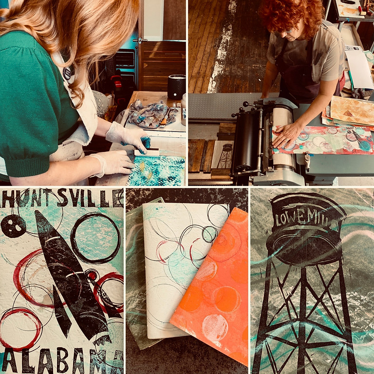 Paint/Print: make your own journal (8)