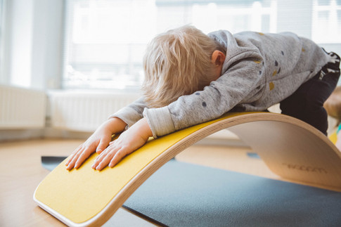 Blije Wobbel Yoga
