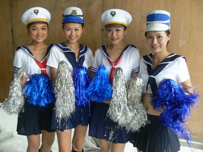 Female Sailor 1