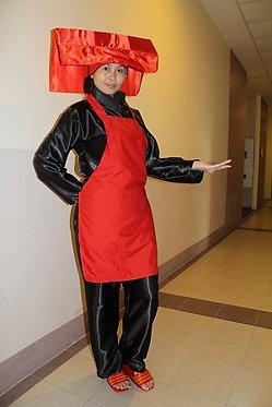 Samsui (红头巾)