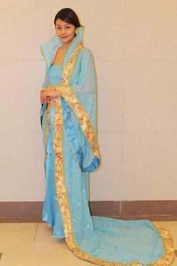 Chang Er Blue