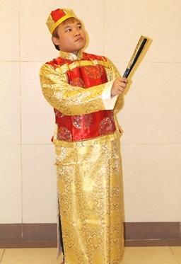 Dynasty Prince Costume