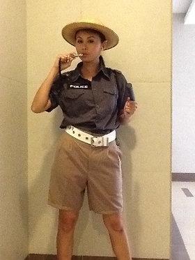 Police Uniform (Mata Mata)