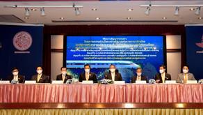 รฟท.เซ็น 5 สัญญา ไฮสปีดไทย-จีน กว่า 4 หมื่นล้านบาท