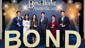 ซีไอเอ็มบี ไทย คว้า 5 รางวัลจากงาน ThaiBMA Best Bond Award 2021