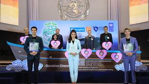 UNDP ประเทศไทยจับมือกรุงไทย มูลนิธิรักษ์ไทย เปิดตัวโครงการ Koh Tao, Better Together