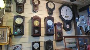 นาฬิกาโบราณเสริมฮวงจุ้ย