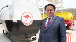 """เปิดตัวโมเดลธุรกิจใหม่แฟรนไชส์ ปั๊มน้ำมันนำเข้าจากประเทศออสเตรเลีย ภายใต้แบรนด์ """"ออสซี่ออยล์"""""""