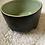 Thumbnail: Saladier et bols ceramique noir et vert