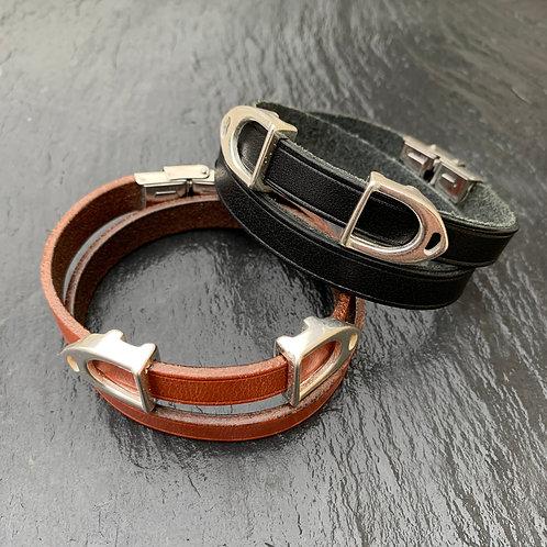 Bracelet Double Tour Etriers