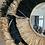 Thumbnail: Grand Miroir rafia 85 cm