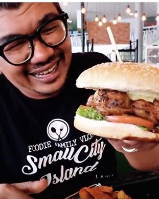 Small City Island Youtuber_Citrus Bistro Sengkang Singpore