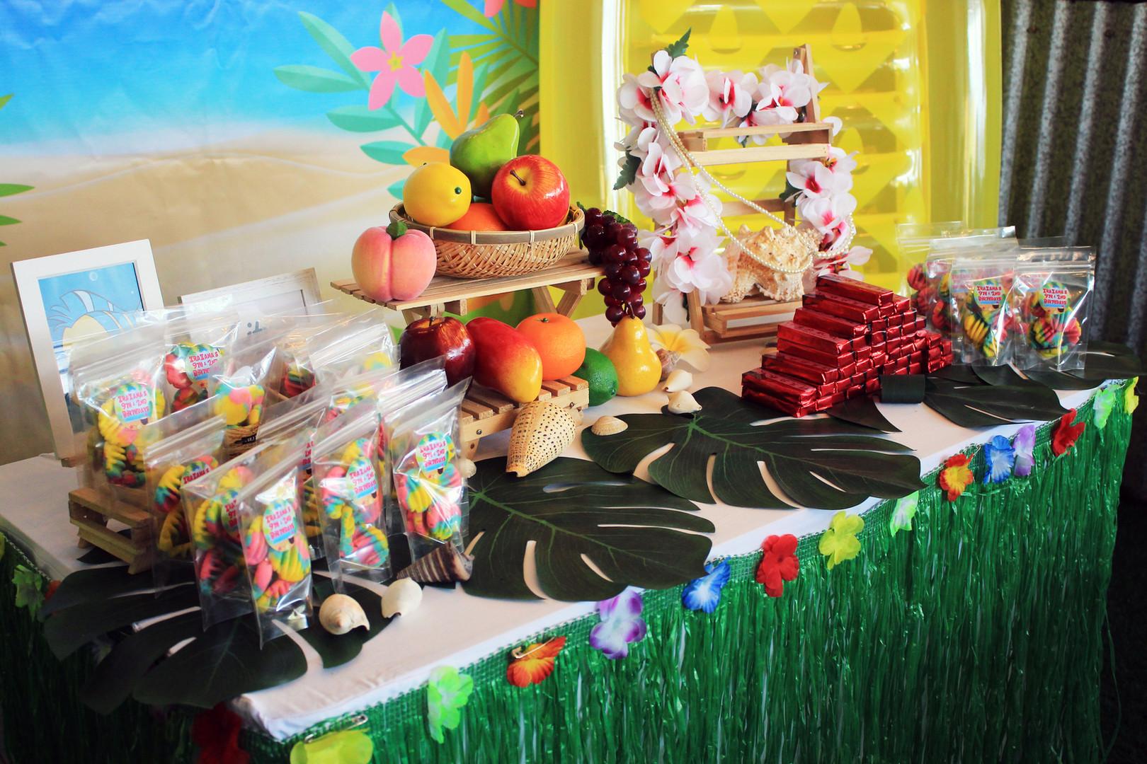Citrus Bistro Birthday Party 28 October