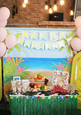 Citrus Bistro Birthday Party 28 Oct 2018