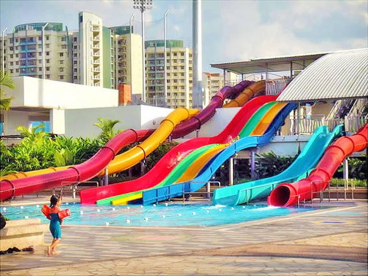 Waterpark Facilities