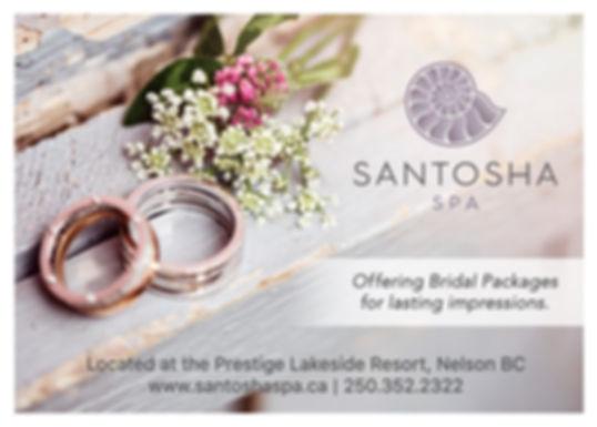Santosha Spa Bridal & Wedding Packages