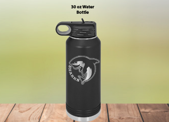 30oz Stainless Steel Water Bottle