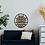 """Thumbnail: 20"""" Round Compass Sign   Wayfinder"""