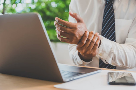 Wrist Hurt From Typing? 5 Ways to Relieve (and Prevent) It