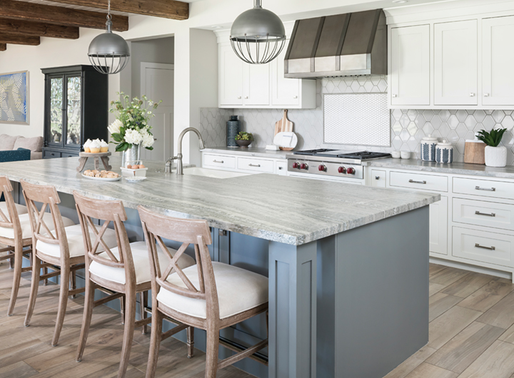 Best 5 Luxury Kitchen Islands to Inspire Your Next New Build or Remodel