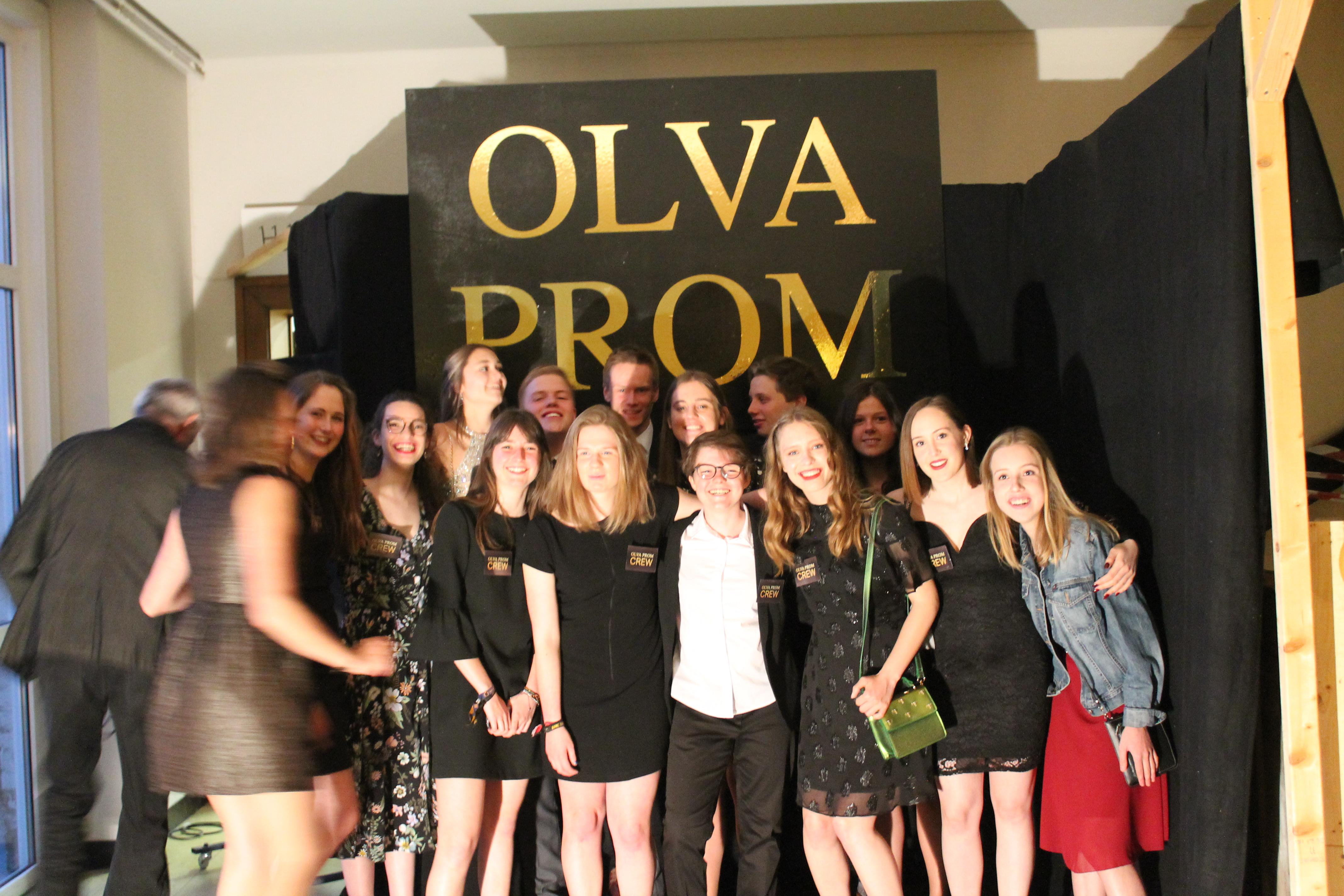 OLVA Prom