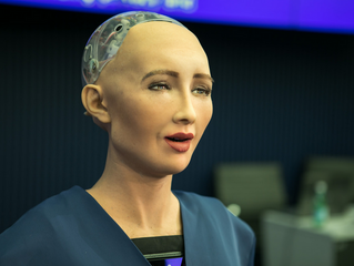 Sophia the Robot Wants a Baby and It's Creepy