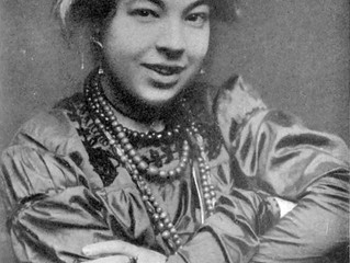 Uncovering [Childless] Women's History: Pamela Colman Smith