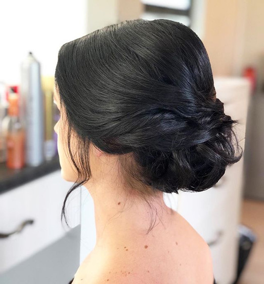 A soft Updo for _tanitahendriks by Lana