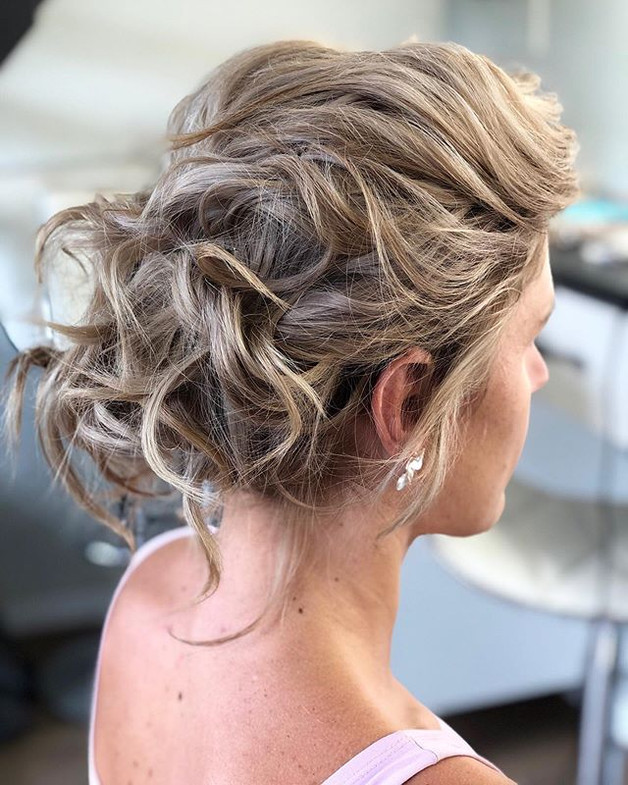 A Whimsical Updo for _jeana_vd_berg by L