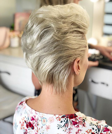 Such a Fun Edgy Do for _lanahuman  by La