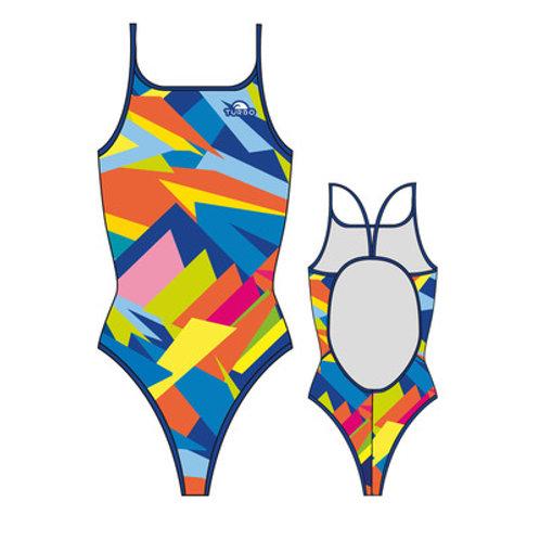 Turbo Swim - Swimsuits Thin Strap - Badeanzug - Kandy - 8300882