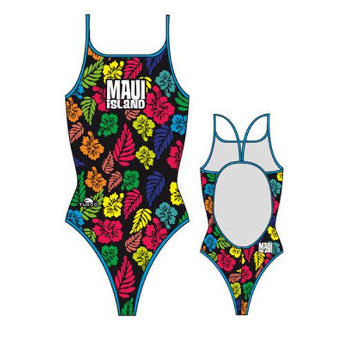 Turbo Swim - Swimsuits Thin Strap - Badeanzug - Maui Island - 899722