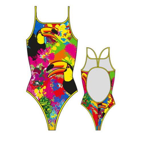Turbo Swim - Swimsuits Thin Strap - Badeanzug - Tucan colors 2014 - 899202