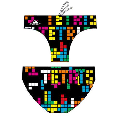 Turbo Swim - Swimming Suit - Badehose - Tetris - 794281
