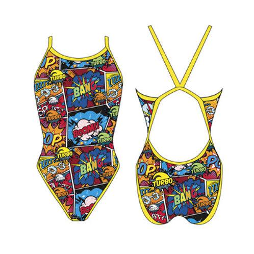 Turbo Swim - Swimsuits Revolution - Badeanzug - Comic Boom - 83041530