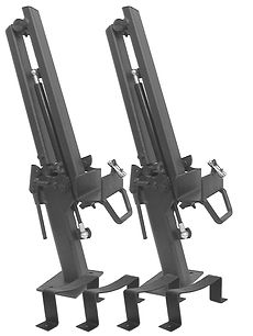 Collins self-loading dolly mount for Collins Hi-Speed Dolly