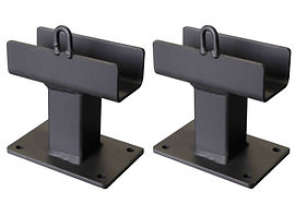 Mount for Collins Hi-Speed Dolly