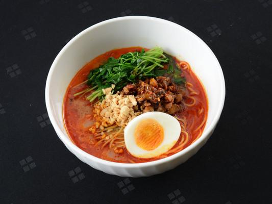 胡麻風味担々麺