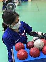 栄徳 美沙季 | ボッチャ | 女性エリートコーチ育成プログラム
