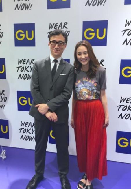 GU(柚木社長)との出会い