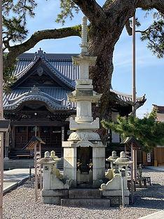 道円妙円の墓|大慶寺.JPG