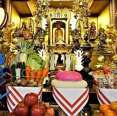 大毘沙門天の像|大慶寺.JPG