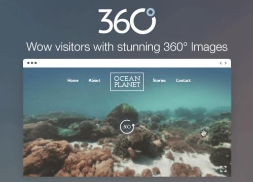 Wix新アプリ「360 Images」登場!