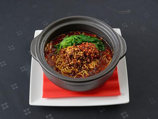 麻辣坦々麺