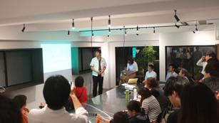 Wix.com公式「Wix Meetup Tokyo #1」開催