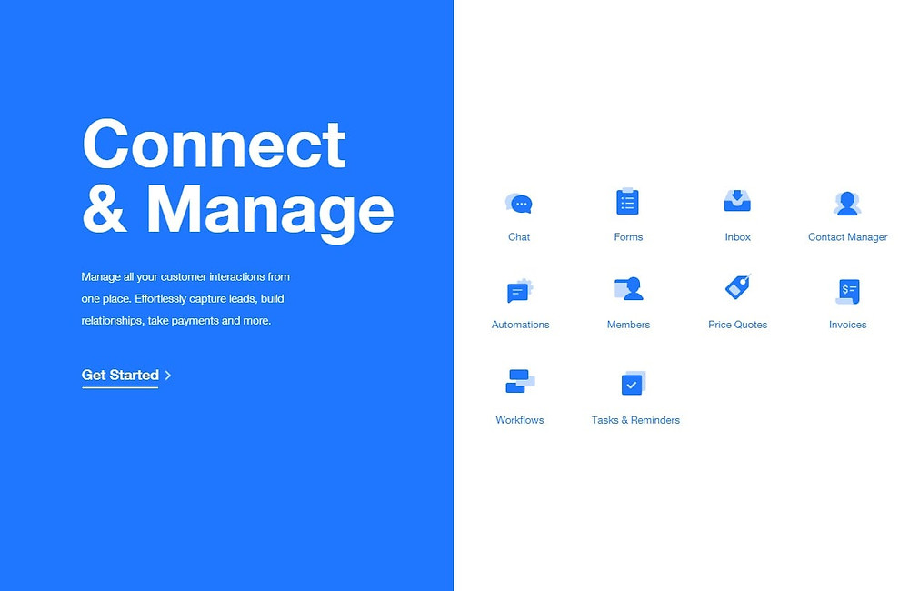 Connect & Manage