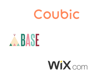 Coubic BASE Wix.com