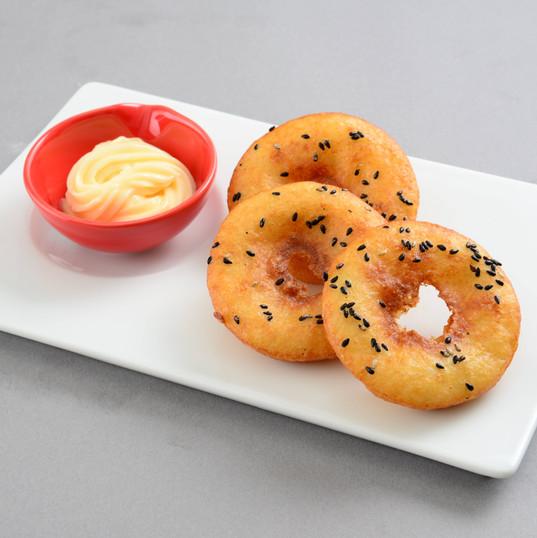 武漢米ドーナツ