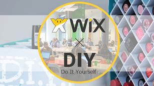 【WiX × DIY】